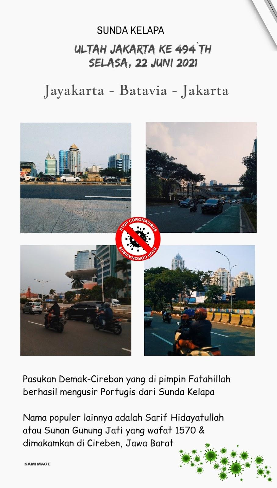 Ulang Tahun Jakarta Ke 494