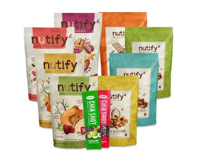 Gambar: Rangkaian Camilan Sehat dari Kacang Almond, Gonutify.com