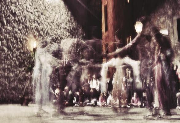 La danza di Giuseppe Paolinelli