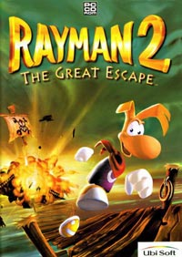 Rayman 2: The Great Escape - Review-Cheats-Walkthrough By Daniel Kershaw
