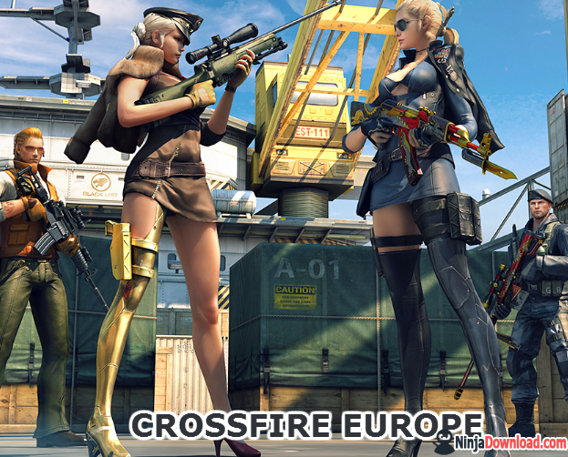 about crossfire game