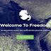 Freedom Portfolio Blogger Template