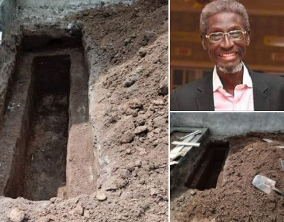 Veteran actor, Sadiq Daba, laid to rest (photos)