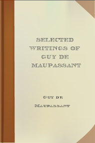 Cover of Guy De Maupassant's Book Selected Writings Of Guy De Maupassant