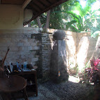Pondok Sari resort, bathroom (Pemuteran, North Bali)