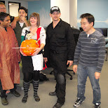 halloween at climax media in Etobicoke, Ontario, Canada