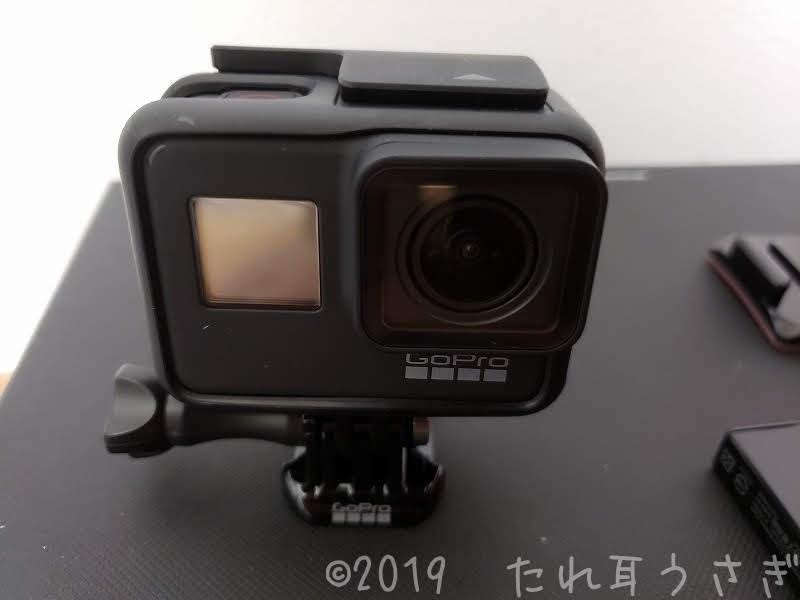 GoPro HERO7 BLACKで4K60で旅行のPOVを撮影 対策したこと 熱暴走が問題