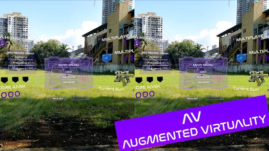 Heligons - VR/AR - náhled
