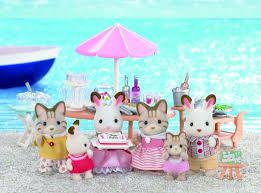 Tiệc sinh nhân trên bờ biển Seaside Birthday Party Epoch