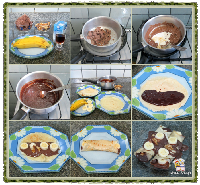 Panqueca de chocolate 4