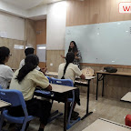 Informative session on Varied Careers (XI-XII) 23-7-2018