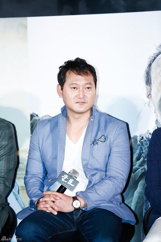 Zheng Mo Zhi Korea Actor