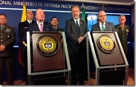 Inteligencia binacional para combatir criminalidad en frontera colombo-brasilera