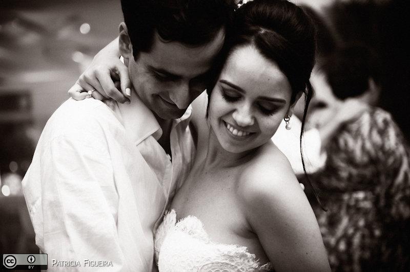 Foto de casamento 3081pb de Nathalia e Fernando. Marcações: 04/12/2010, Casamento Nathalia e Fernando, Niteroi.