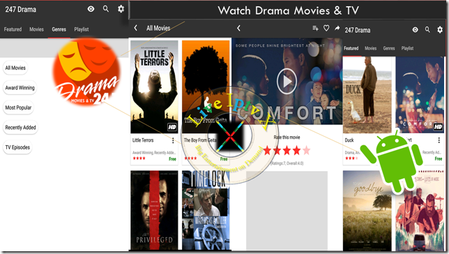 247 Drama Movies & TV APK