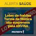 Diversos lotes de fraldas Turma da Mônica são suspensos pela ANVISA
