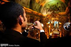 Foto 0396. Marcadores: 29/05/2010, Casamento Fabiana e Joao, Delfim Moreira, Musicos, Rio de Janeiro