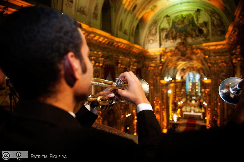 Foto de casamento 0396 de Fabiana e João. Marcações: 29/05/2010, Casamento Fabiana e Joao, Delfim Moreira, Musicos, Rio de Janeiro.