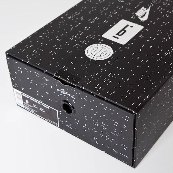 Release Reminder Nike LeBron 12 Elite Pigalle Limited Edition
