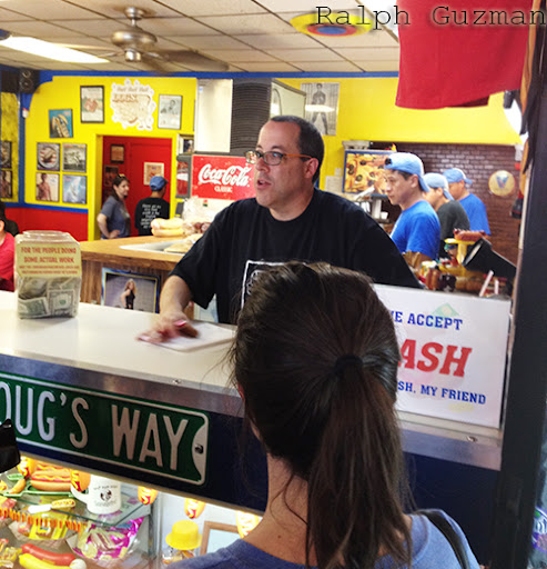 Doug Sohn of Hot Doug's in Chicago, Illinois - RatedRalph.com