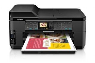 Drivers & Downloads Epson WorkForce WF-7510 printer for All Windows