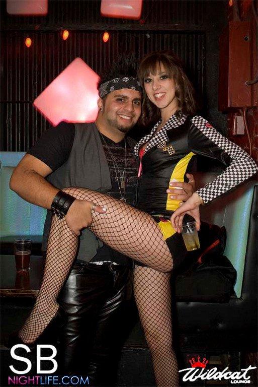 Brian Caniglia Pickup Girl In Club, Brian Caniglia