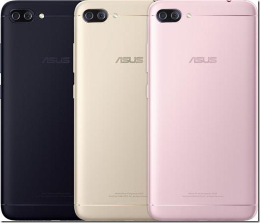 Asus Zenfone 4 Max ZC554KL Dual Kamera 13MP & Baterai 5000mAh Dirilis