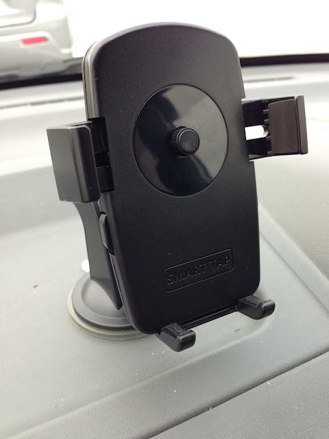 サンワダイレクト iPhone スマートフォン 車載ホルダー(200-CAR012)