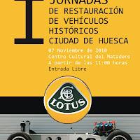 2010 - I JORNADAS DE RESTAURACIÓN DE VEHÍCULOS HISTÓRICOS