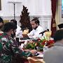 Setelah Dimarahi, Jokowi Tagih Terobosan Para Menterinya Hari Ini