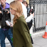 WWW.ENTSIMAGES.COM -    Rosie Fortescue   arriving at    Cherry Edit - launch party at Cafe KaiZen, London October 1st 2014New fashion website, which features monthly flash accessories sales, marks its launch.                                                 Photo Mobis Photos/OIC 0203 174 1069