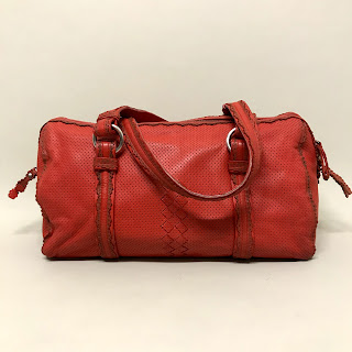 Bottega Veneta Perforated Shoulder Bag
