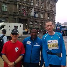 Edinburgh Marathon 2010
