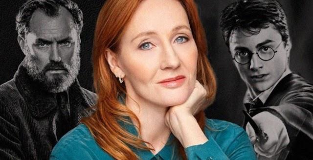 J.K. Rowling se confunde e envolve criança de 9 anos em tweet transfóbico