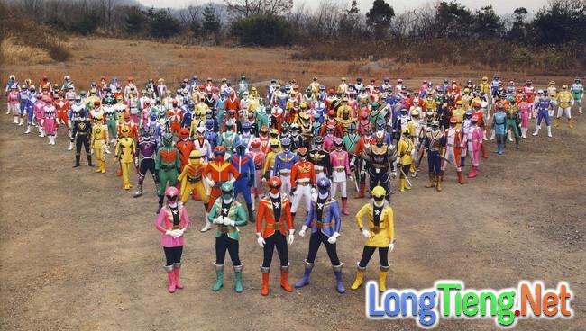 Liệu bạn có nhớ 8 đội siêu nhân Nhật Bản đình đám này? - Ảnh 1.