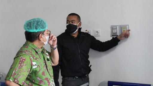 Corona Menggila! RSUP M Djamil Tambah 86 Tempat Tidur Khusus ICU Antisipasi Covid19