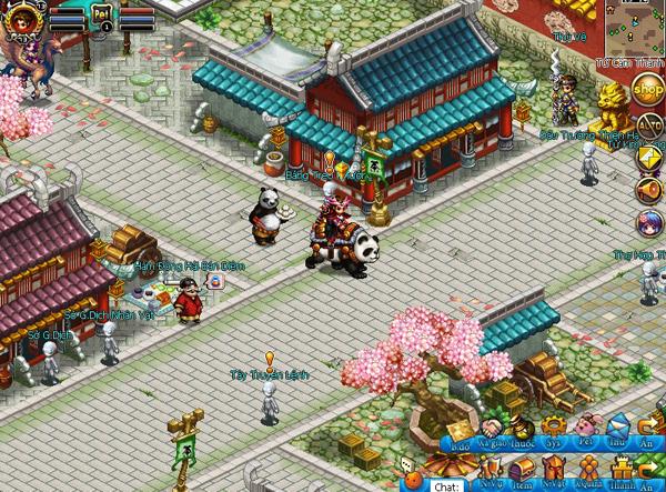 Game mới của CMN Online là Phong Vân Truyền Kỳ 7