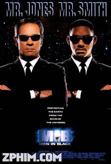 Đặc Vụ Áo Đen - Men in Black (1997) Poster