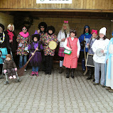 Maškarní karneval, 14.2.2015 - průvod masek