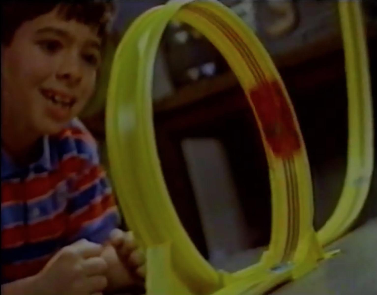 Campanha da Estrela promovendo o Hot Wheels em 1991