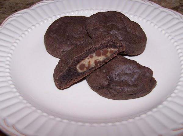 Choco Chip Dough Cookies Recipe