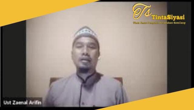 Isi SE KPI poin Keempat, Ustaz Zainul Arifin: Menimbulkan Kegaduhan di Masyarakat