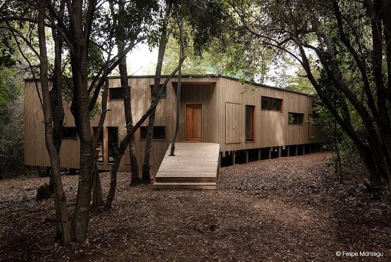 Casa La Invernada - Felipe Montegu – Magialiquid