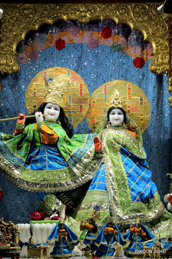 ISKCON Juhu Mangal Deity Darshan on 20th Jan 2017 (17)