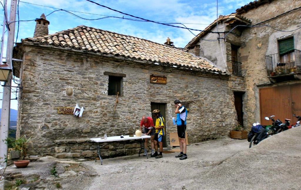 Un albergue aragonés, en el proyecto europeo de turismo sostenible
