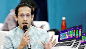 Kabar Gembira, Mendikbud-Ristek Siap Bagikan Laptop untuk Guru dan Siswa Tahun Ini, Siap-siap Ungkap Nadiem