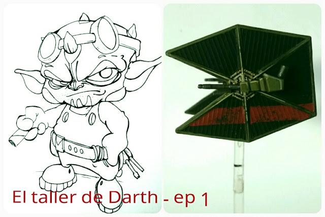 Taller de Darth ep 1