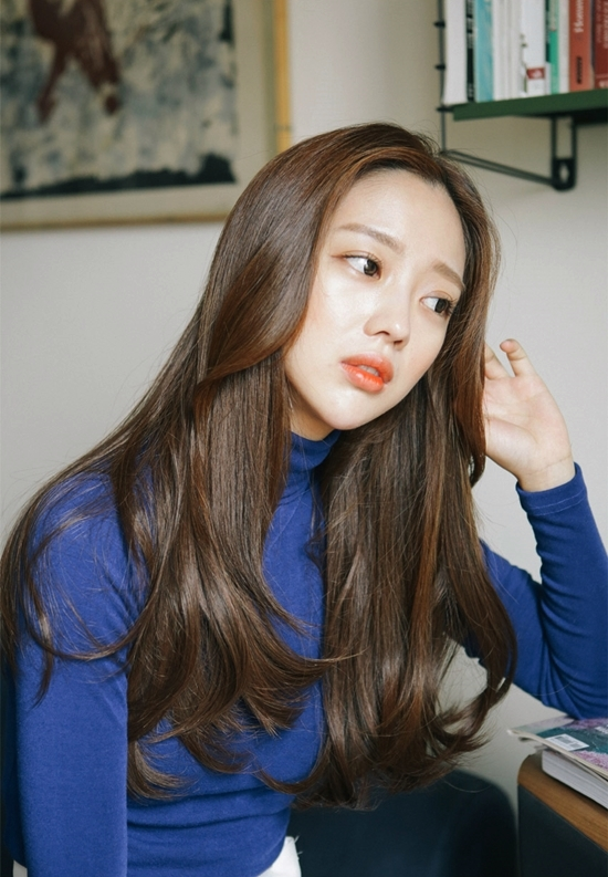 Soft Korean hair girls 2019-Korean hair we all admire! 2