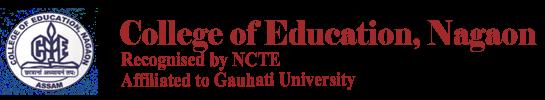 College of Education, Nagaon Recruitment