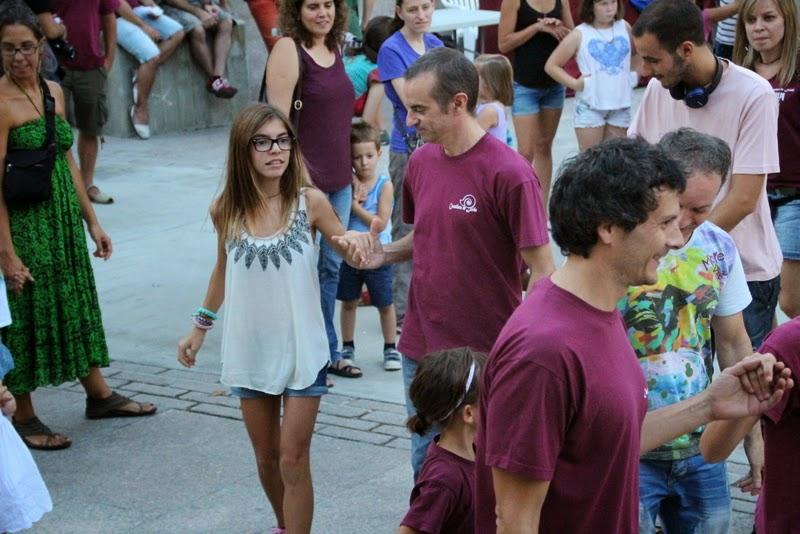 Festa infantil i taller balls tradicionals a Sant Llorenç  20-09-14 - IMG_4415.jpg